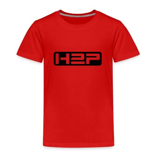 T-shirt MC enfant H2P New Age (Logo noir) - T-shirt Premium Enfant