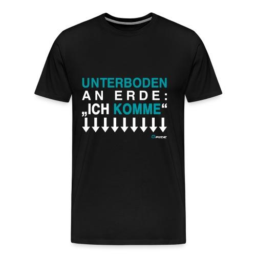 G-Ride Saisonshirt 2014 - Männer Premium T-Shirt