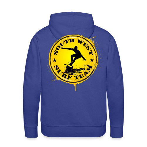 south west surf  team - Men's Premium Hoodie