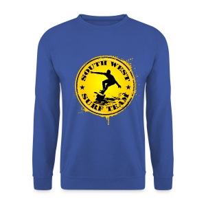 south west surf  team - Men's Sweatshirt