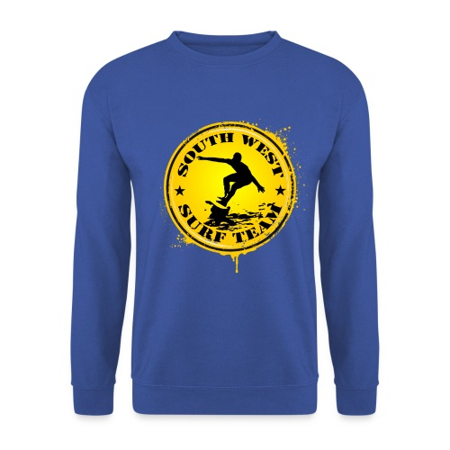 south west surf  team - Men's Sweatshirt