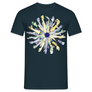 Bodhisttvha's Arms - Men's T-Shirt