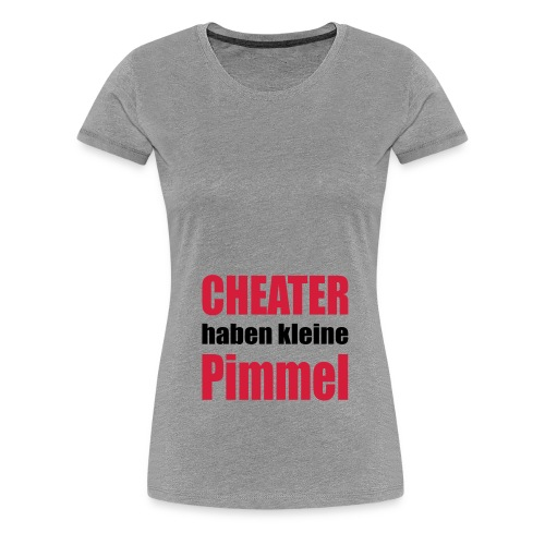 Vrouwen shirt met korte mouwen - Vrouwen Premium T-shirt
