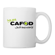 Mugs & Drinkware ~ Mug ~ We are CAFOD mug