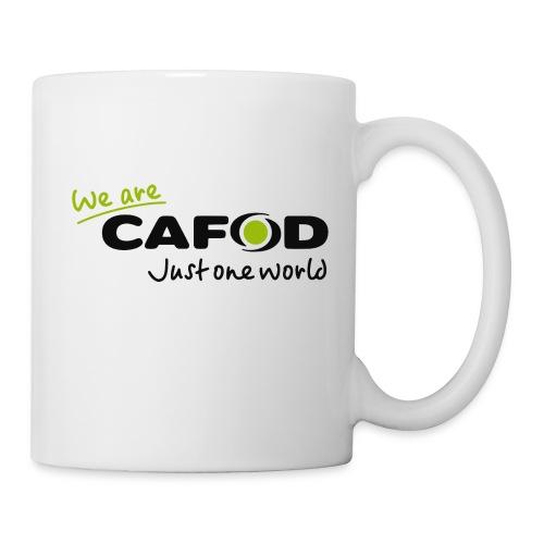 We are CAFOD mug - Mug