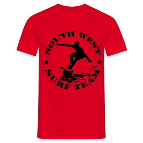 south west surf  team 02 - Men's T-Shirt