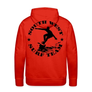 south west surf  team 02 - Men's Premium Hoodie