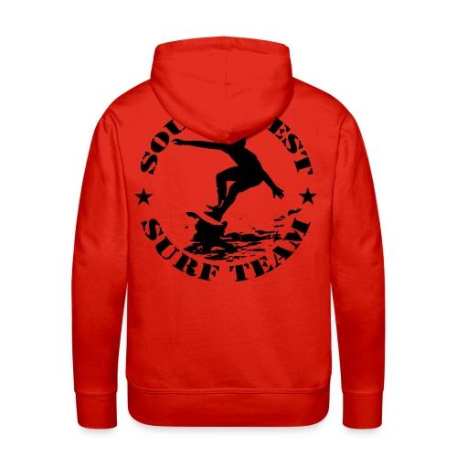 south west surf  team 02 - Men's Premium Hoodie