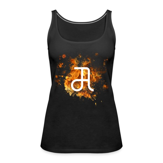 Glyphe Inferno Tank Top ♀