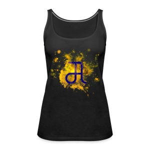 Glyphe Foreshadow Tank Top ♀ - Frauen Premium Tank Top