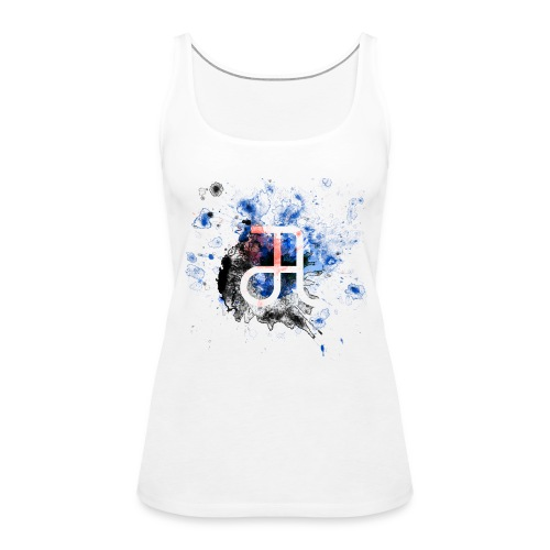 Glyphe Jackpot Ride Tank Top ♀ - Frauen Premium Tank Top