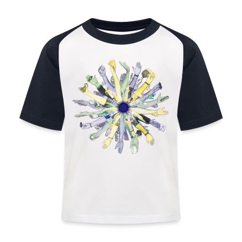 Bodhisttvha's Arms - Kids' Baseball T-Shirt