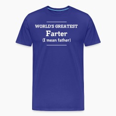 World's Greatest Farter T-Shirts