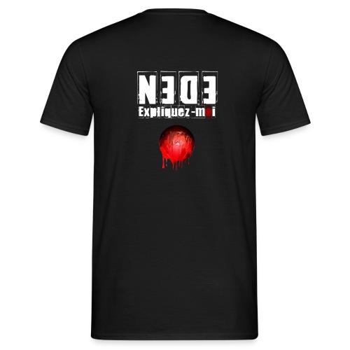 EDEN INVERSE + TERRE  - T-shirt Homme