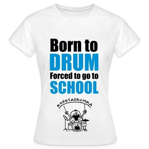 Drummer - Sam - Women's T-Shirt