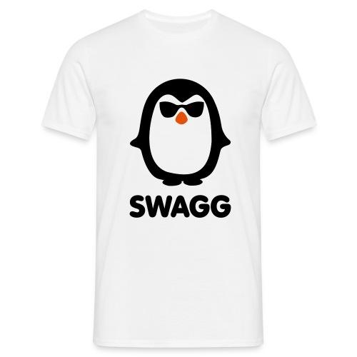 Heren T-Shirt Swagg - Mannen T-shirt