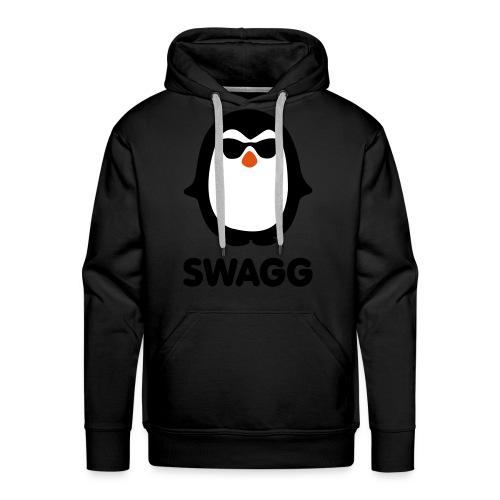Heren Sweater Swagg - Mannen Premium hoodie