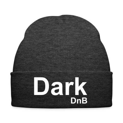 Dark DnBeanie - Winter Hat