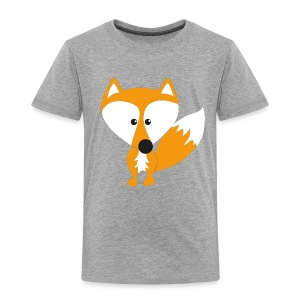 Kindershirt Mr. Fuchs - Kinder Premium T-Shirt