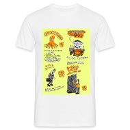 T-Shirts ~ Men's T-Shirt ~ Sugar Toothpaste T-Shirt Sam Backhouse