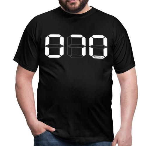 Digitaal 070 Den Haag - Mannen T-shirt