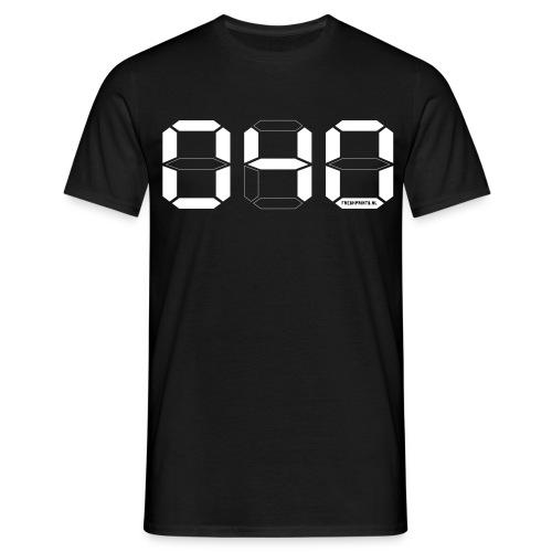Digitaal 040 Eindhoven - Mannen T-shirt