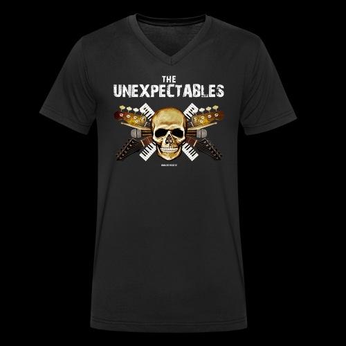CATO The Unexpectables - Männer Bio-T-Shirt mit V-Ausschnitt von Stanley & Stella