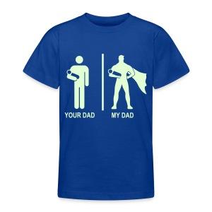 Pimeässä hohtava - Nuorten t-paita