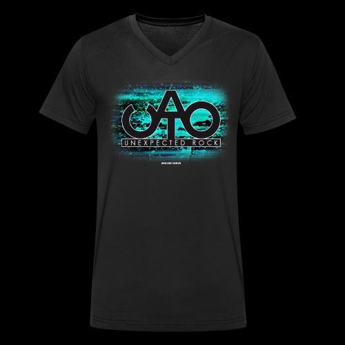 CATO T-Shirt WINTER - Männer Bio-T-Shirt mit V-Ausschnitt von Stanley & Stella