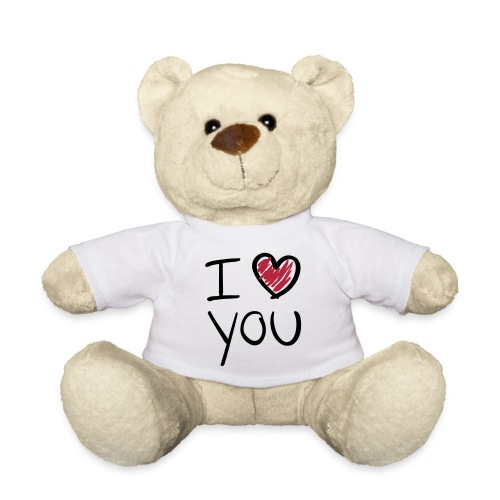 'I love you' teddy - Teddy Bear