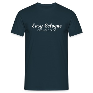 Easy Cologne (D) - Männer T-Shirt