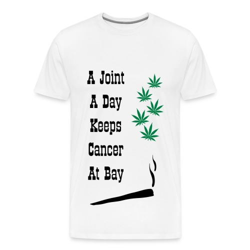 Joint a Day Tee - Men's Premium T-Shirt