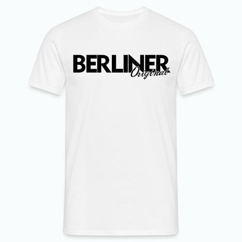 Berliner Original - Männer T-Shirt