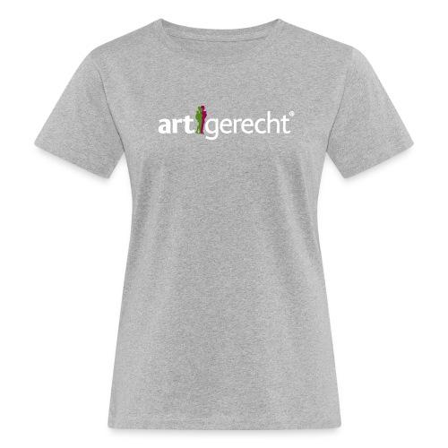 artgerecht T-Shirt - Frauen Bio-T-Shirt