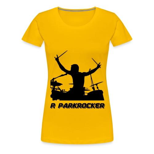 PR Women Zweitshirt - Frauen Premium T-Shirt