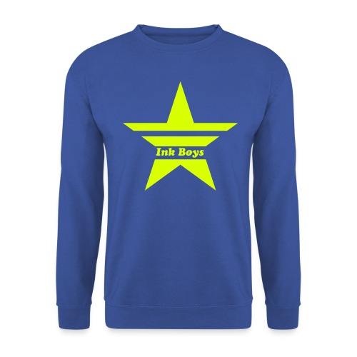 ink boys star sweater - Mannen sweater