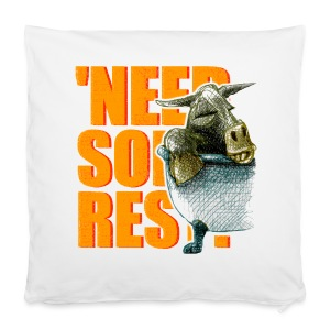 'need some rest! - Pillowcase 40 x 40 cm