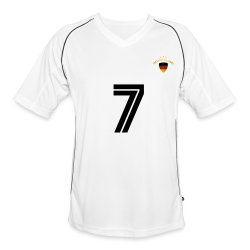 Custom German/Deutchsland jersey - Men's Football Jersey