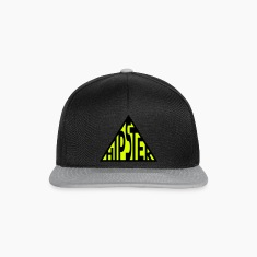 Hipster Triangle Logo Caps & Hats
