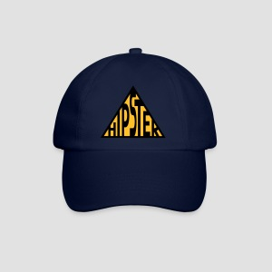 HIPSTER Dreieck LOGO  - Baseballkappe