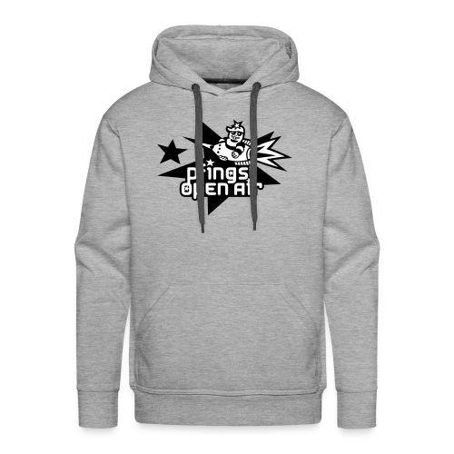 POA Hoodie for Boys - Design: Rakete - Männer Premium Hoodie