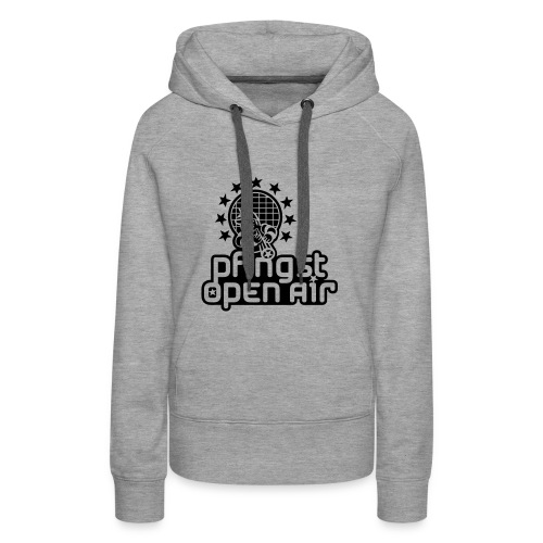 POA Hoodie for Girls - Design: Disco Ball - Frauen Premium Hoodie