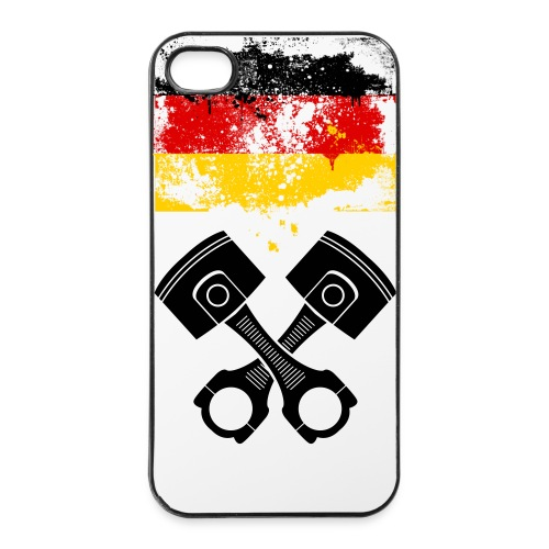 iPhone 5/5S - iPhone 4/4s Hard Case