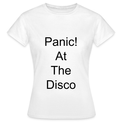 Panic! At The Disco - Women's T-Shirt