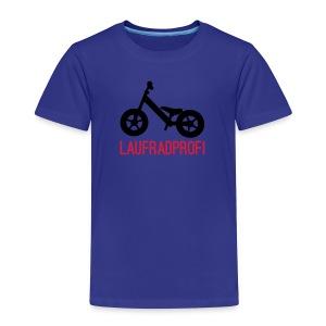 Laufradprofi - Kinder Premium T-Shirt