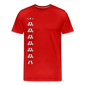 Team Up 7 - Mannen Premium T-shirt