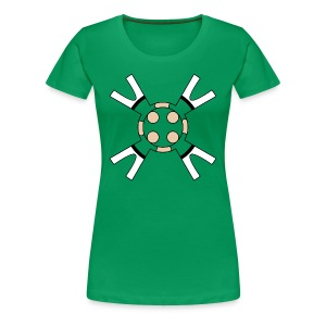 Team Up 4 - Vrouwen Premium T-shirt