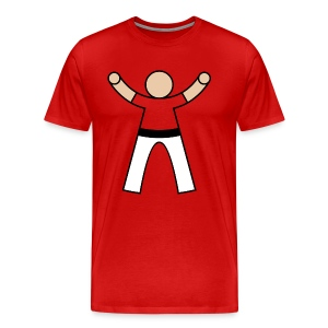 Team Up 1 - Mannen Premium T-shirt