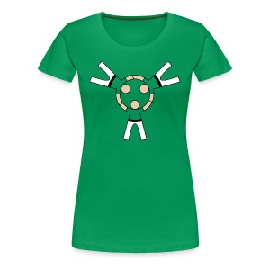 Team Up 3 - Vrouwen Premium T-shirt