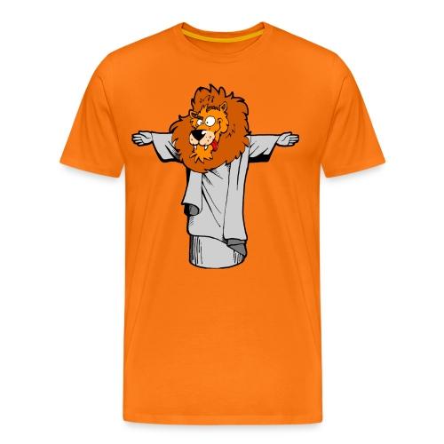 Holland Leeuw - Mannen Premium T-shirt